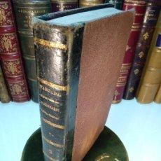 Diccionarios antiguos: NOVÍSIMO DICCIONARIO ESPAÑOL-FRANCÉS Y FRANCÉS ESPAÑOL - NUÑEZ DE TABOADA - TOMO II - 1859 - BCN -. Lote 122816195