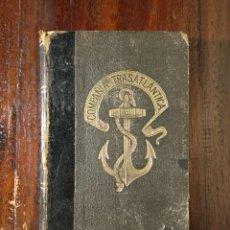 Diccionarios antiguos: ANTIGUO DICCIONARIO INGLÉS-ESPAÑOL PARA COMPAÑÍA TRASATLÁNTICA-F.CORONA BUSTAMANTE-ED.H.GARNIER. Lote 123041171