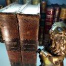 Diccionarios antiguos: DICCIONARIO DE FARMACIA DEL COLEGIO DE FARMACEUTICOS DE MADRID - VV. AA. - 2 TOMOS - MADRID - 1865 -. Lote 124012415