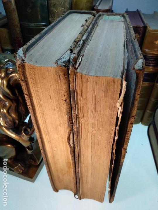 Diccionarios antiguos: DICCIONARIO DE FARMACIA DEL COLEGIO DE FARMACEUTICOS DE MADRID - VV. AA. - 2 TOMOS - MADRID - 1865 - - Foto 17 - 124012415