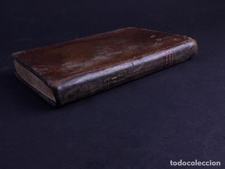 Diccionarios antiguos: DICCIONARIO ELEMENTAL DE FARMACIA 1798 - Foto 2 - 125094307