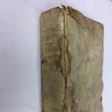 Diccionarios antiguos: 1800 SALAS. DICCIONARIO HISPANO LATINUS. Lote 126314271
