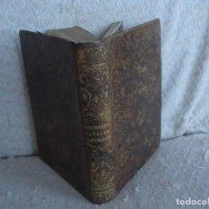 Diccionarios antiguos: DICCIONARIO MANUAL O VOCABULARIO COMPLETO DE LAS LENGUAS CATALANA-CASTELLANA. Lote 126369063