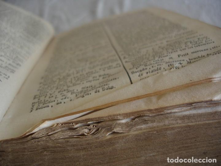 Diccionarios antiguos: DICTIONNAIRE PORTATIF ET DE PRONONCIATION ESPAGNOL-FRANÇAIS ET FRANÇAIS-ESPAGNOL . BARTHELEMI 1803 - Foto 6 - 127978327