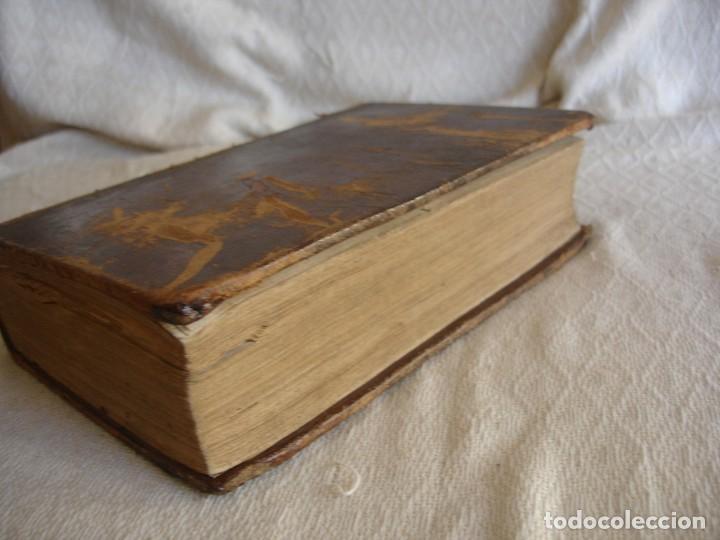 Diccionarios antiguos: DICTIONNAIRE PORTATIF ET DE PRONONCIATION ESPAGNOL-FRANÇAIS ET FRANÇAIS-ESPAGNOL . BARTHELEMI 1803 - Foto 11 - 127978327