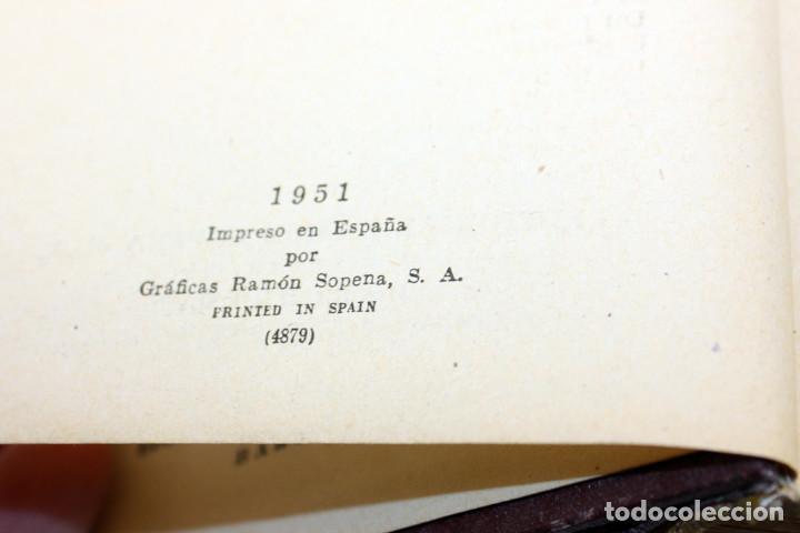 Diccionarios antiguos: DICCIONARIO MANUAL AMADOR - FRANCES ESPAÑOL - SOPENA - 1951 - Foto 5 - 129107667