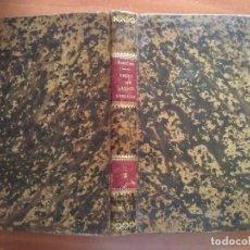 Diccionarios antiguos: 1880 NOUEVAU COURS DE LANGUE ANGLIASE - TOMO 3º. Lote 238368070