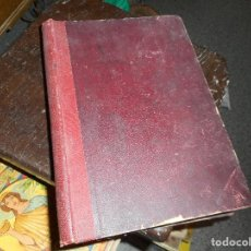 Diccionarios antiguos: NOVISIMO DICCIONARIO TOMO 3 MUY ILUSTRADO MAPAS, ETC. Lote 129293299