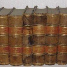 Diccionarios antiguos: DICCIONARIO DE LA ADMINISTRACIÓN ESPAÑOLA. 14 VOLUM. ALCUBILLA FINALES XIX. Lote 129484595