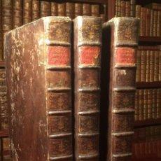 Libri antichi: FRANCISCO CAÑES. DICCIONARIO ESPAÑOL LATINO-ARÁBIGO. MADRID, 1787, 3 VOLS. FOLIO.. Lote 131297135