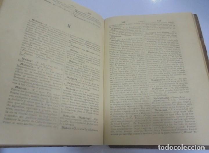 Diccionarios antiguos: DICCIONARIO DE VOZES Y FRASES CUBANAS. ESTEBAN PICHARDO. 4º EDICION. 1875. HABANA - Foto 6 - 133799094