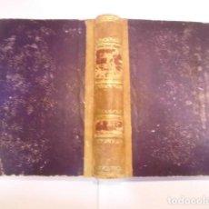Diccionarios antiguos: COMPLETISIMO DICCIONARIO ESPAÑOL-FRANCÉS – TOMO I - M. NUÑEZ DE TABOADA - 1883. Lote 134945314