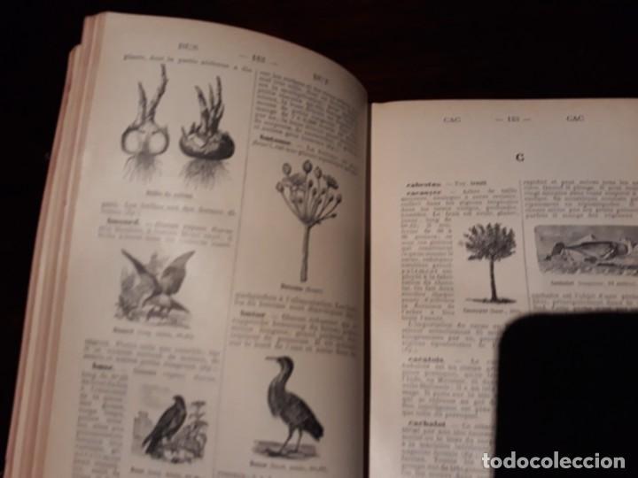 Diccionarios antiguos: Dictionnaire Manuel illustré Des Sciences Usuelles - e. Bouant . armand colin librairie 1901 - Foto 3 - 135736619