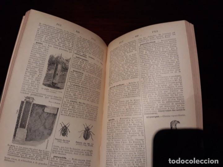 Diccionarios antiguos: Dictionnaire Manuel illustré Des Sciences Usuelles - e. Bouant . armand colin librairie 1901 - Foto 7 - 135736619