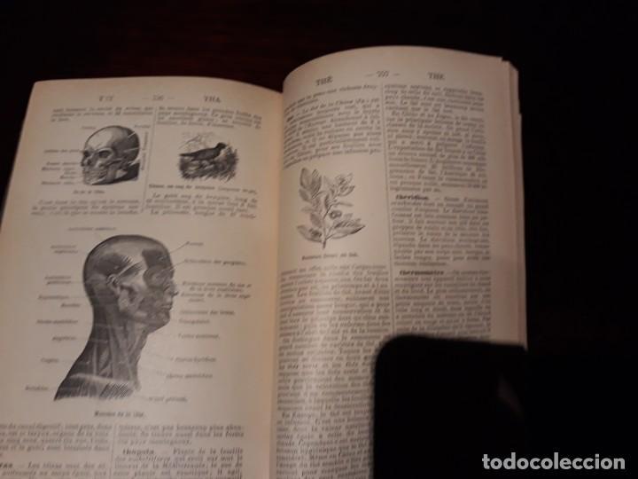 Diccionarios antiguos: Dictionnaire Manuel illustré Des Sciences Usuelles - e. Bouant . armand colin librairie 1901 - Foto 8 - 135736619