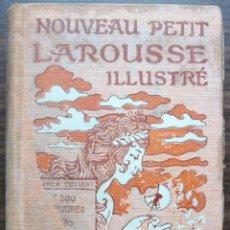 Diccionarios antiguos: NOUVEAU PETIT. LAROUSSE. ILLUSTRE. 1931.. Lote 136295778