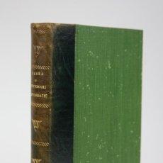 Diccionarios antiguos: LIBRO EN CATALÁN - DICCIONARI ORTOGRÀFIC / POMPEU FABRA - INSTITUT D' ESTUDIS CATALANS - 1917. Lote 138012829