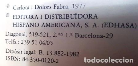 Diccionarios antiguos: DICCIONARI GENERAL DE LA LLENGUA CATALANA - POMPEU FABRA - ANY 1977 - - Foto 3 - 138874334