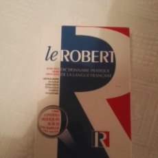 Diccionarios antiguos: DICCIONARIO DE FRANCES LE ROBERT 2006. Lote 142320870