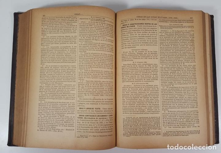 Diccionarios antiguos: DICCIONARIO DE ADMINISTRACIÓN. 6 TOMOS. MARCELO MARTÍNEZ ALCUBILLAS. MADRID. 1892/ 1894. - Foto 19 - 145499218