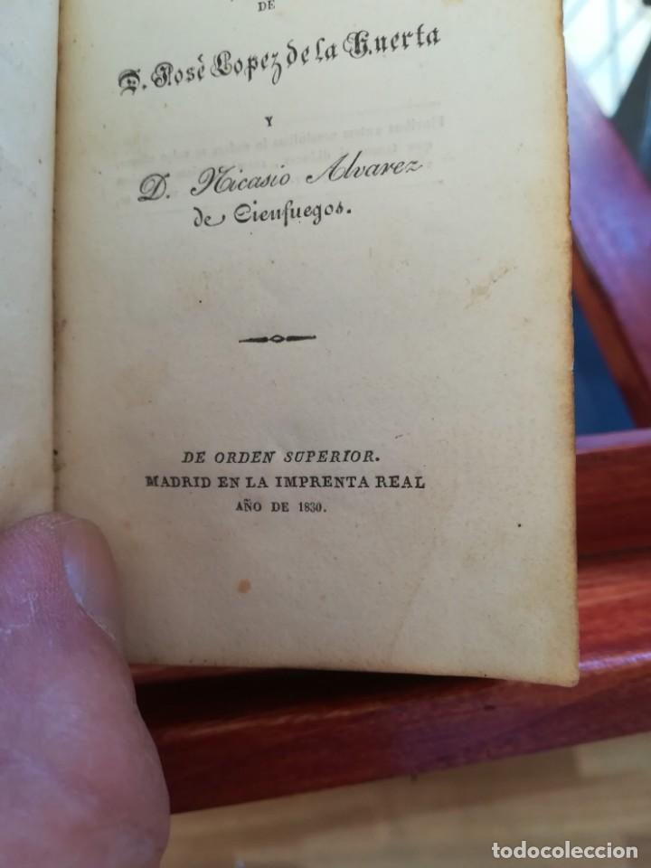 Diccionarios antiguos: SINONIMOS CASTELLANOS-SINONIMOS Y TRATADO DEL ARTICULO-J.L.DE LA HUERTA--1ª EDIC1830- REAL-10X7 - Foto 7 - 146515598