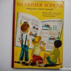 Diccionarios antiguos: MI PRIMER SOPENA Y91957. Lote 147165750