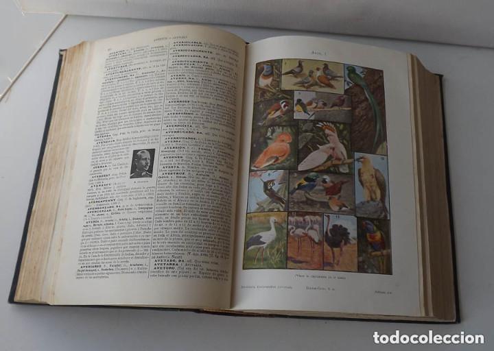 Diccionarios antiguos: Diccionario Enciclopédico Abreviado, Espasa-Calpe, 3 tomos, edición de 1933 - Foto 7 - 197765941