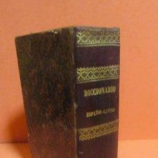 Diccionarios antiguos: DICCIONARIO ESPAÑOL-LATINO D. MANUEL DE VALBUENA LIBRERIA DE GARNIER HERMANOS PARIS AÑO 1860. Lote 148497930