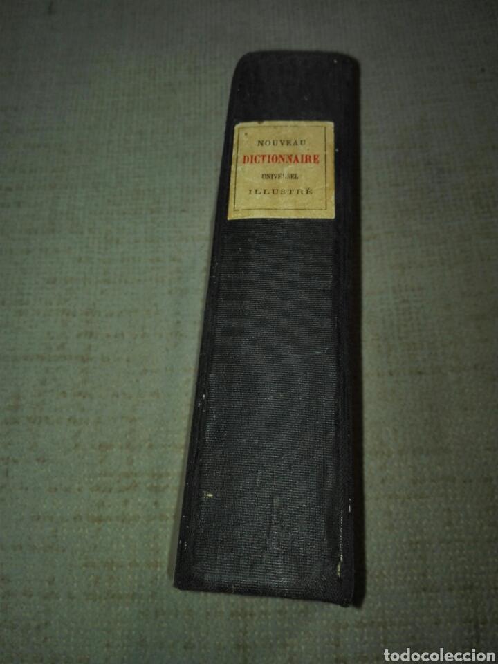 GUERIN PAUL - BOVIER LAPIERRE G. NOUVEAU DICTIONNAIRE UNIVERSEL ILLUSTRE . TOURS. APROX. 1903. (Libros Antiguos, Raros y Curiosos - Diccionarios)