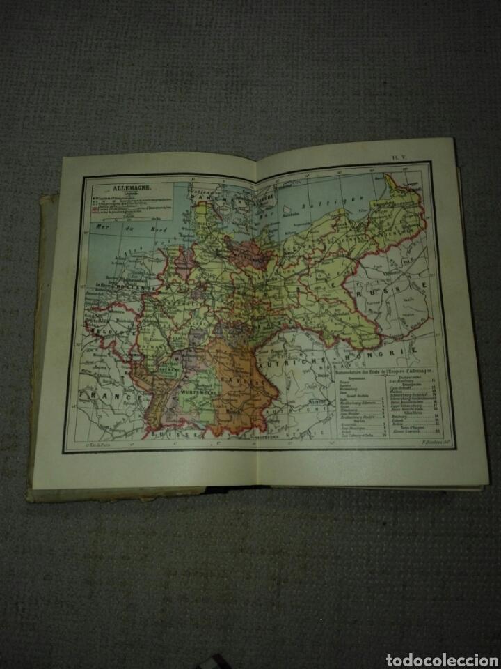 Diccionarios antiguos: GUERIN PAUL - BOVIER LAPIERRE G. NOUVEAU DICTIONNAIRE UNIVERSEL ILLUSTRE . Tours. aprox. 1903. - Foto 4 - 148598312