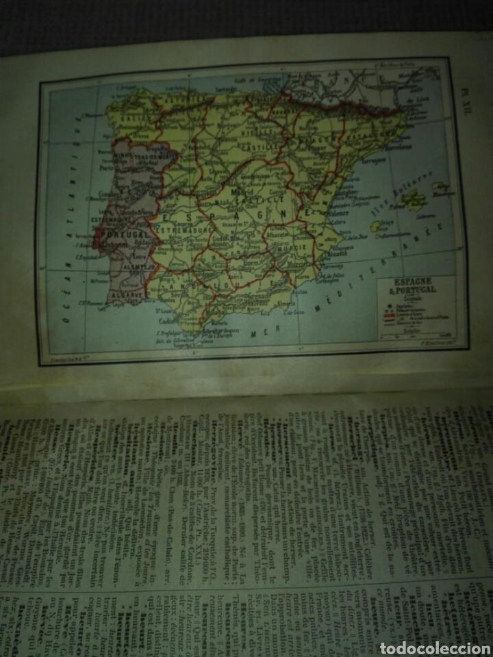 Diccionarios antiguos: GUERIN PAUL - BOVIER LAPIERRE G. NOUVEAU DICTIONNAIRE UNIVERSEL ILLUSTRE . Tours. aprox. 1903. - Foto 6 - 148598312