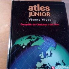 Diccionarios antiguos: (9127) (9127) ATLAS JUNIOR VICENS VIVES. Lote 149323398