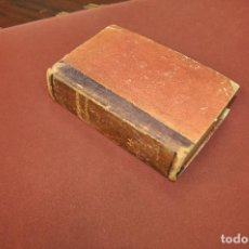 Diccionarios antiguos: DICCIONARIO CASTELLANO CATALAN - INPRENTA DE PABLO RIERA 1836 - ADIB. Lote 150549254