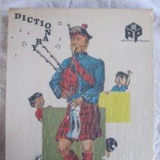 Diccionarios antiguos: DICCIONARIO IDEOGRAFICO DE INGLES-ESPAÑOL / ORIGINAL 1973. Lote 151094238