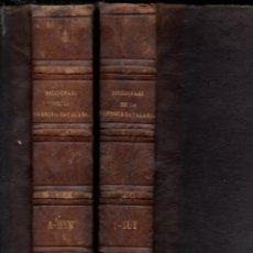Diccionarios antiguos: LABERNIA : DICCIONARI DE LA LLENCUA CATALANA (ESPASA, 1964) DOS VOLUMS. Lote 151472230