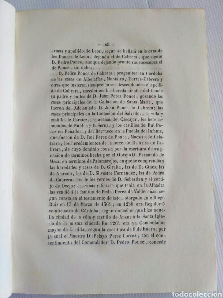 Diccionarios antiguos: Diccionario Histórico Genealógico y Heráldico, D. Luis Vilar y Pascual, 1860 -66. Genealogía. - Foto 75 - 151860282