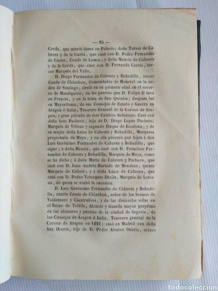 Diccionarios antiguos: Diccionario Histórico Genealógico y Heráldico, D. Luis Vilar y Pascual, 1860 -66. Genealogía. - Foto 80 - 151860282