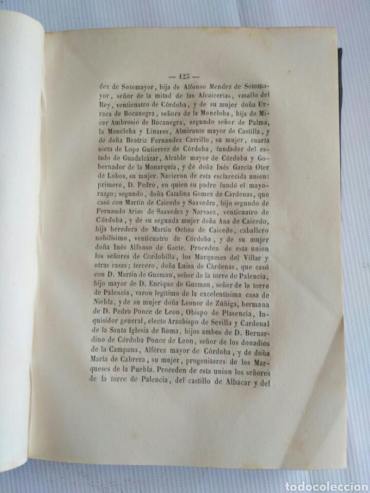 Diccionarios antiguos: Diccionario Histórico Genealógico y Heráldico, D. Luis Vilar y Pascual, 1860 -66. Genealogía. - Foto 86 - 151860282