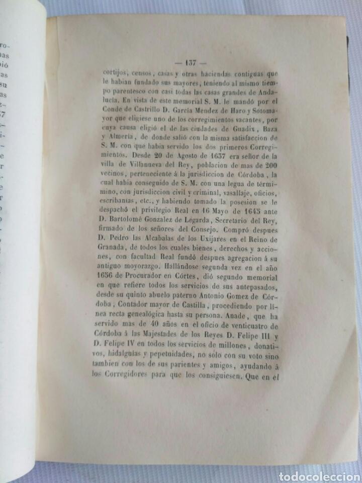 Diccionarios antiguos: Diccionario Histórico Genealógico y Heráldico, D. Luis Vilar y Pascual, 1860 -66. Genealogía. - Foto 89 - 151860282