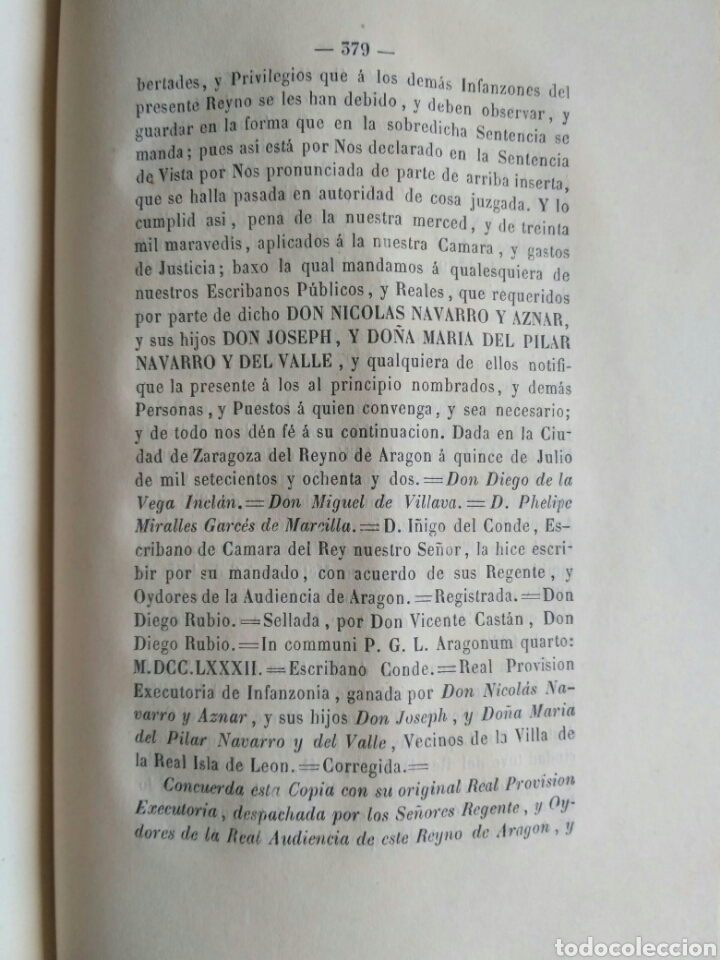Diccionarios antiguos: Diccionario Histórico Genealógico y Heráldico, D. Luis Vilar y Pascual, 1860 -66. Genealogía. - Foto 102 - 151860282
