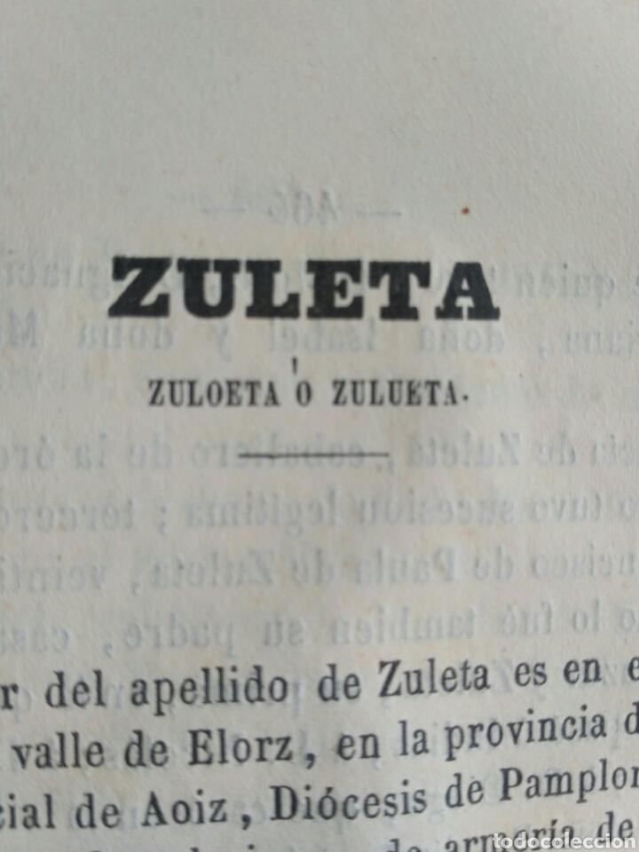 Diccionarios antiguos: Diccionario Histórico Genealógico y Heráldico, D. Luis Vilar y Pascual, 1860 -66. Genealogía. - Foto 120 - 151860282