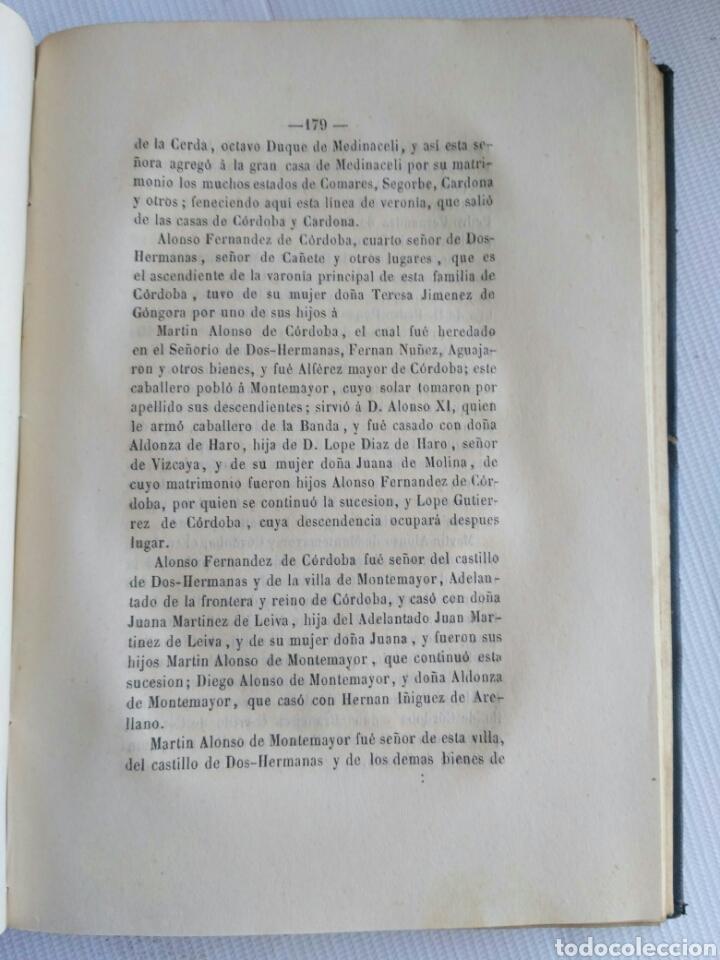 Diccionarios antiguos: Diccionario Histórico Genealógico y Heráldico, D. Luis Vilar y Pascual, 1860 -66. Genealogía. - Foto 142 - 151860282