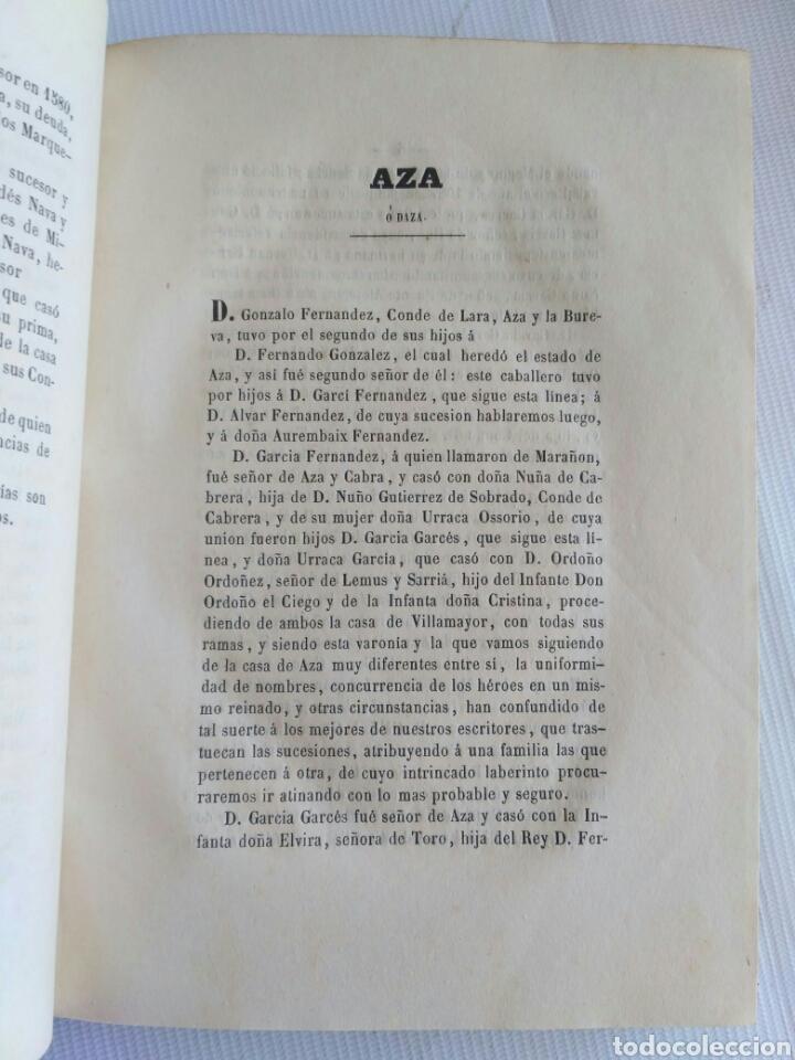 Diccionarios antiguos: Diccionario Histórico Genealógico y Heráldico, D. Luis Vilar y Pascual, 1860 -66. Genealogía. - Foto 149 - 151860282