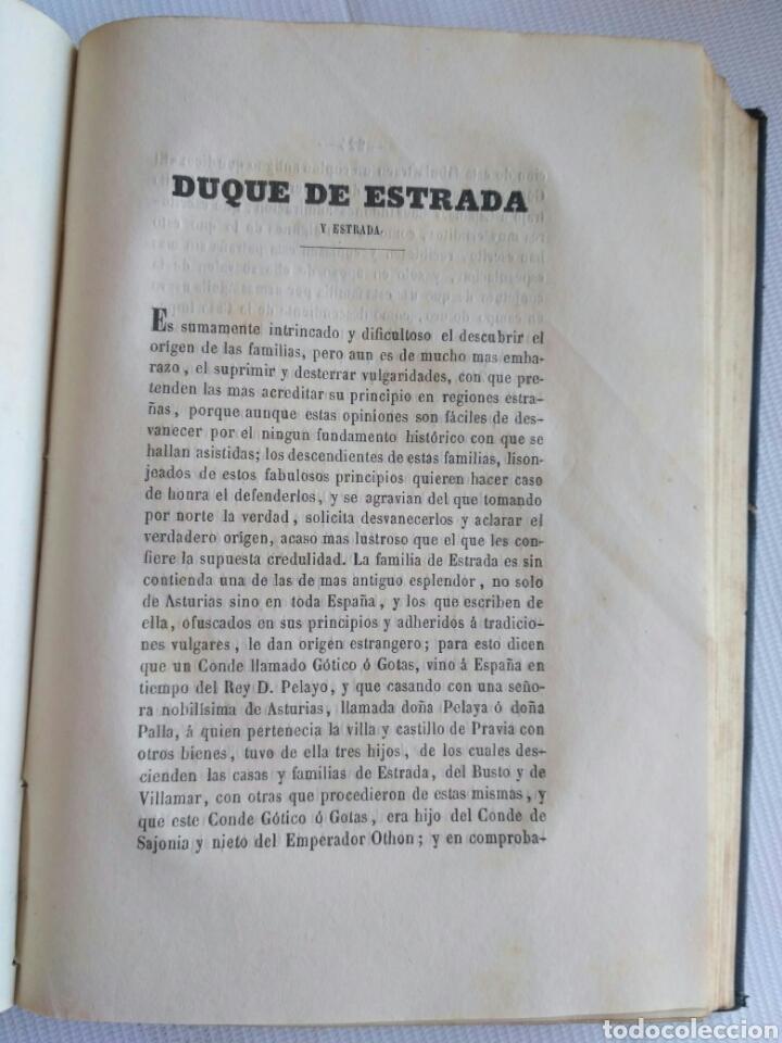 Diccionarios antiguos: Diccionario Histórico Genealógico y Heráldico, D. Luis Vilar y Pascual, 1860 -66. Genealogía. - Foto 151 - 151860282