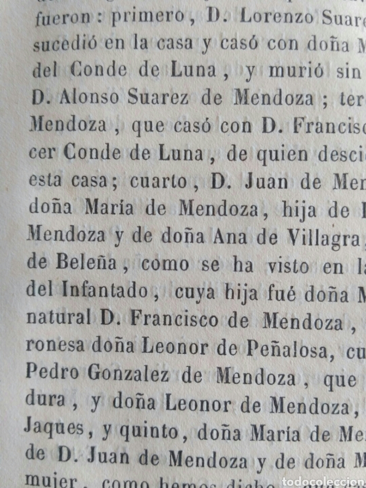 Diccionarios antiguos: Diccionario Histórico Genealógico y Heráldico, D. Luis Vilar y Pascual, 1860 -66. Genealogía. - Foto 173 - 151860282