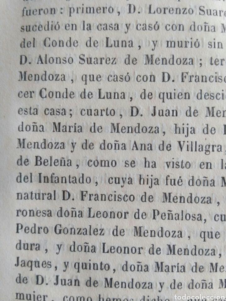 Diccionarios antiguos: Diccionario Histórico Genealógico y Heráldico, D. Luis Vilar y Pascual, 1860 -66. Genealogía. - Foto 178 - 151860282