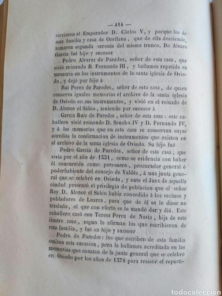 Diccionarios antiguos: Diccionario Histórico Genealógico y Heráldico, D. Luis Vilar y Pascual, 1860 -66. Genealogía. - Foto 181 - 151860282