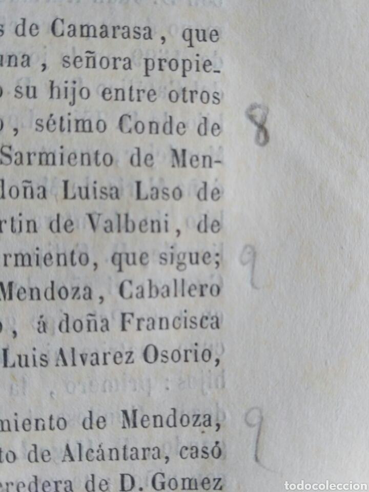 Diccionarios antiguos: Diccionario Histórico Genealógico y Heráldico, D. Luis Vilar y Pascual, 1860 -66. Genealogía. - Foto 183 - 151860282