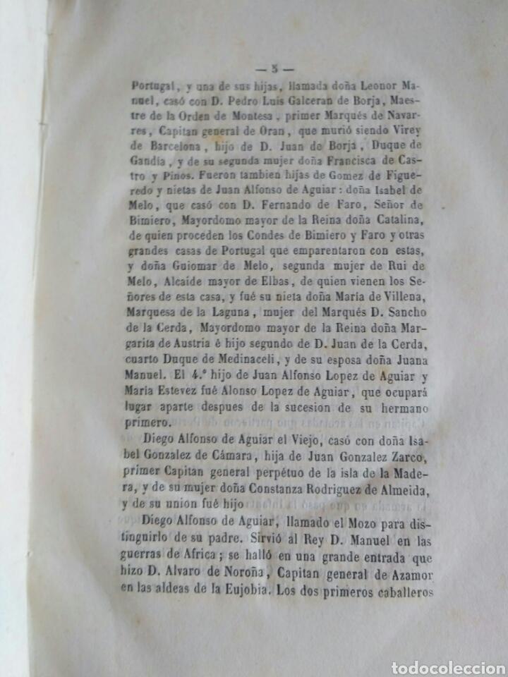 Diccionarios antiguos: Diccionario Histórico Genealógico y Heráldico, D. Luis Vilar y Pascual, 1860 -66. Genealogía. - Foto 211 - 151860282