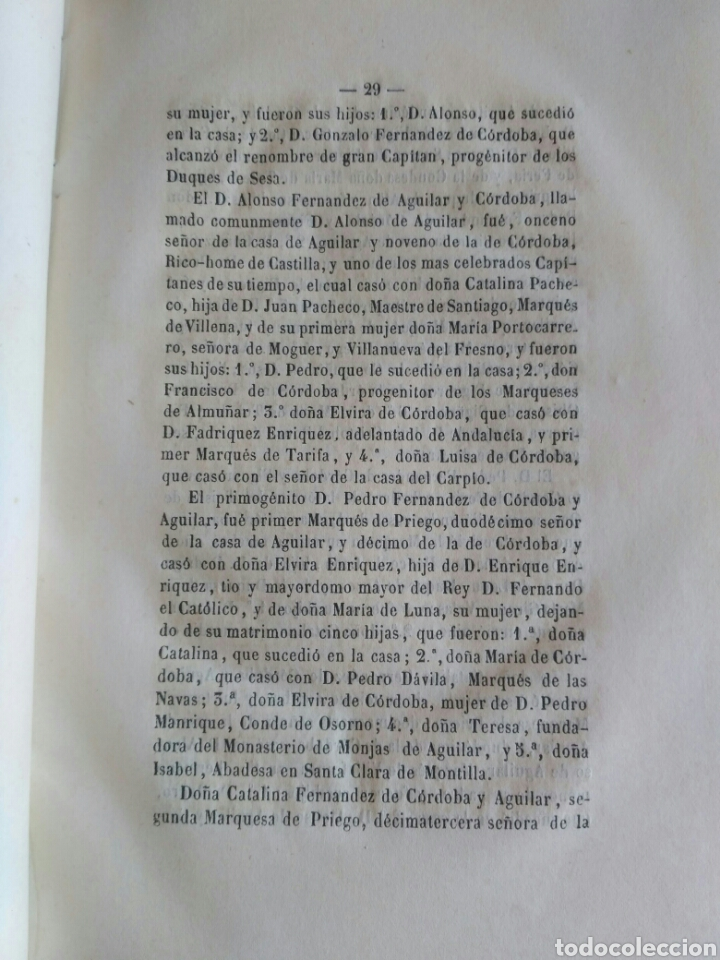 Diccionarios antiguos: Diccionario Histórico Genealógico y Heráldico, D. Luis Vilar y Pascual, 1860 -66. Genealogía. - Foto 220 - 151860282
